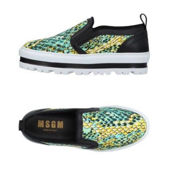 ac4a77ef3512 MSGM Sneakers